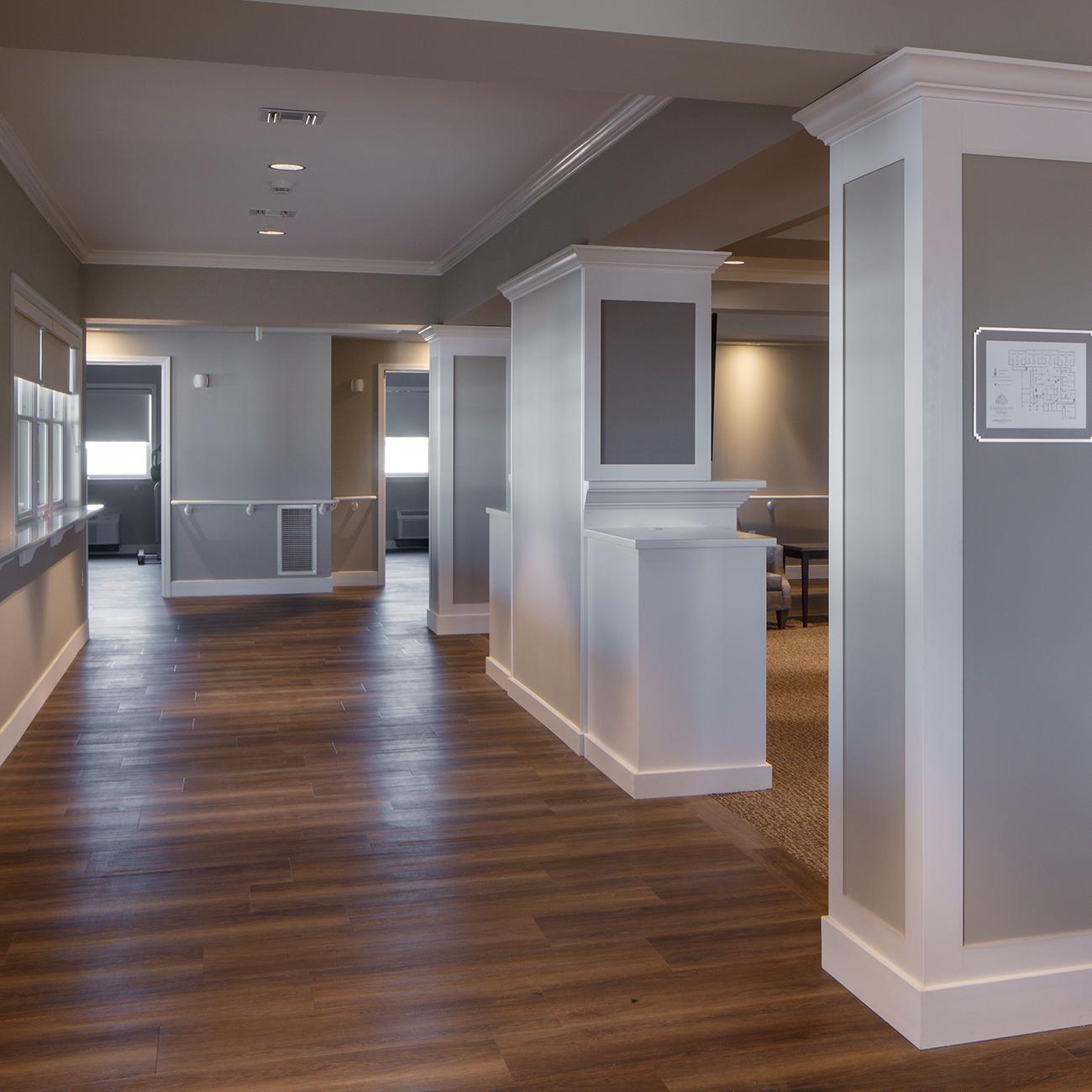 Green-House-Hallway